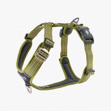Harnais Dog Copenhagen Comfort Walk Air Vert - Nouvelle Collection